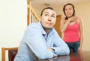 Familien Konflikt